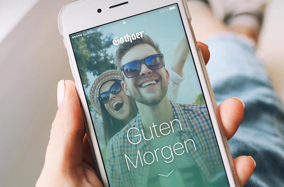Gothaer Health App